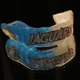 Truly personalized mouthguard